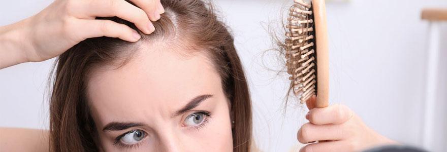 Calvitie et chute de cheveux